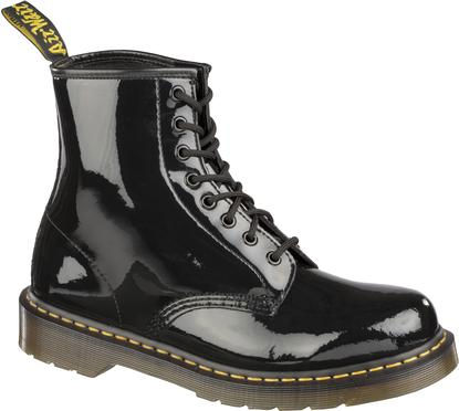 Dr Martens 1460 Patent Lamper Black (N47) Womens Boots All Sizes | eBay