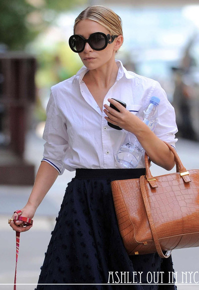 ashley olsen olsen olsens black sunglasses
