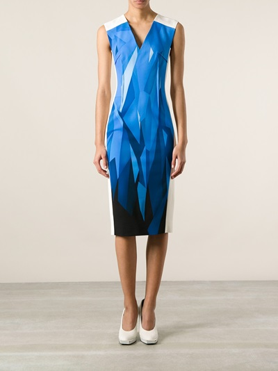 Roland Mouret 'wezen' Dress - Davinci - Farfetch.com