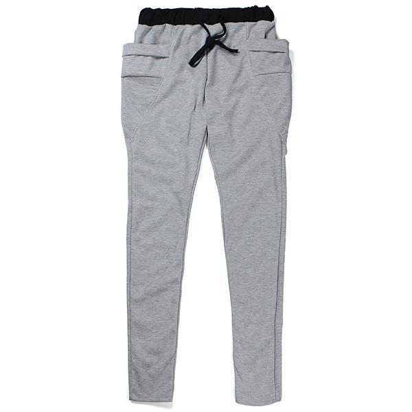 Skinni harem track pants
