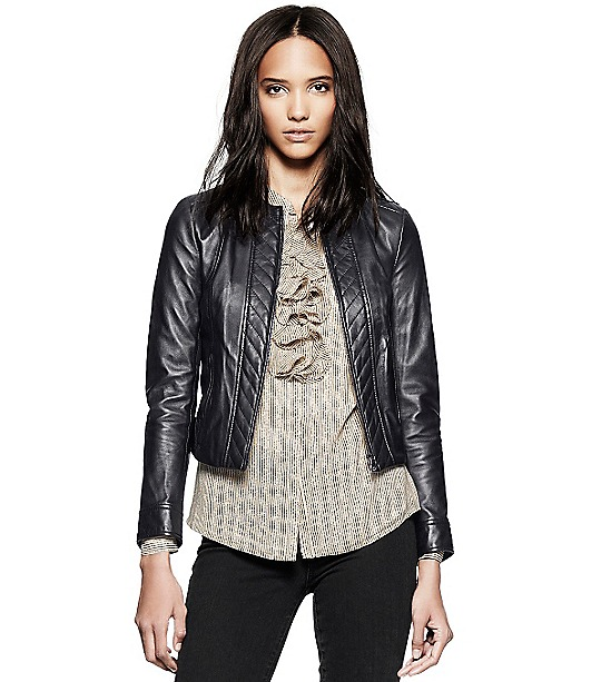 Daphne Jacket  | Womens Jackets & Outerwear | ToryBurch.com