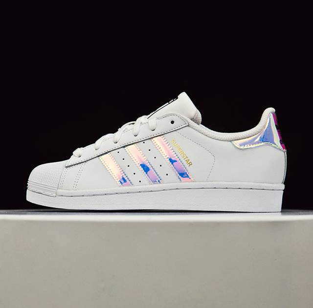 fa342d75849 closeout adidas superstar hologram stripes 32890 fdb60