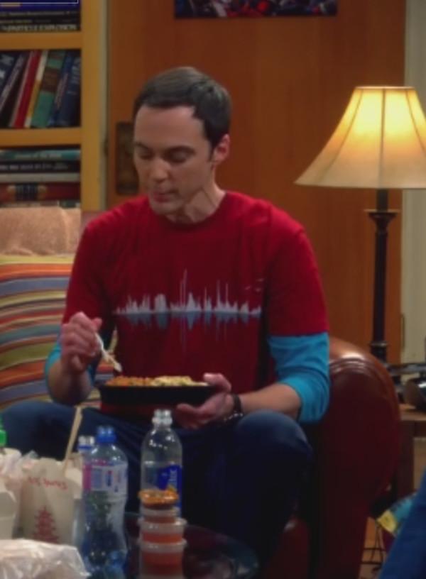 t-shirt jim parsons big bang theory sheldon coooper