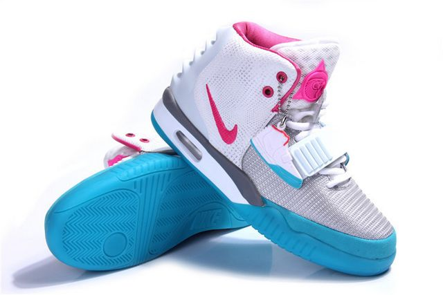 Cheap Nike air yeezy 2 for woman shoes grey blue size36-39 - $31.90 : China Wholesale Outlets