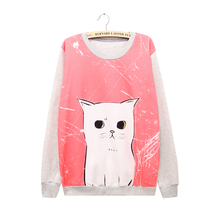 Sleeved sweater · harajuku fashion · online store powered by storenvy