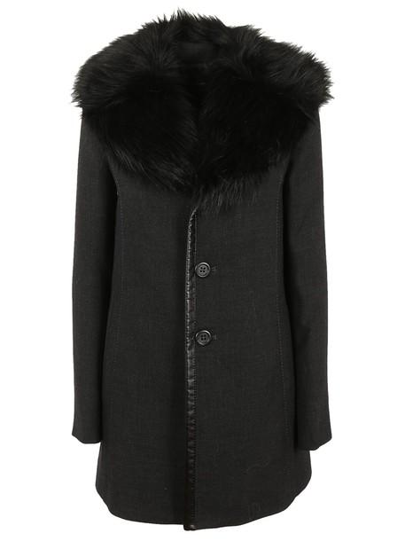 Marc Jacobs coat grey