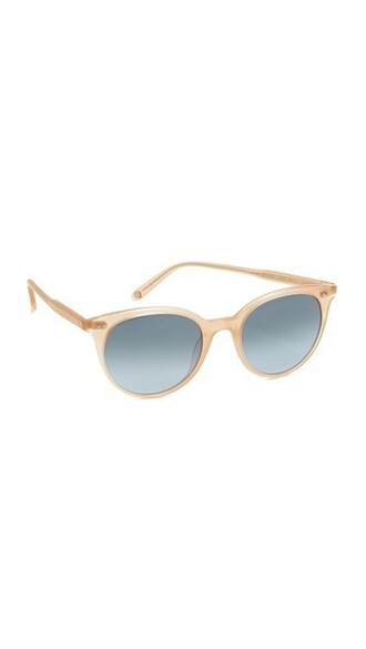 denim matte sunglasses pink