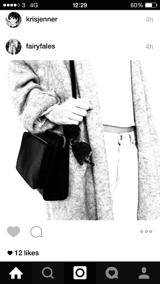 cardigan bag