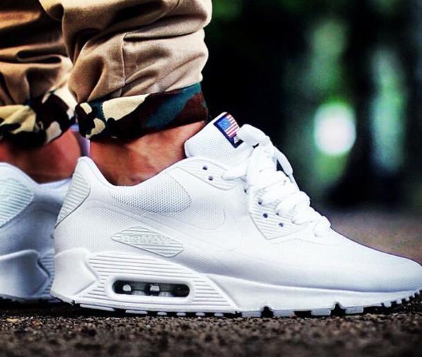 shoes air max pants