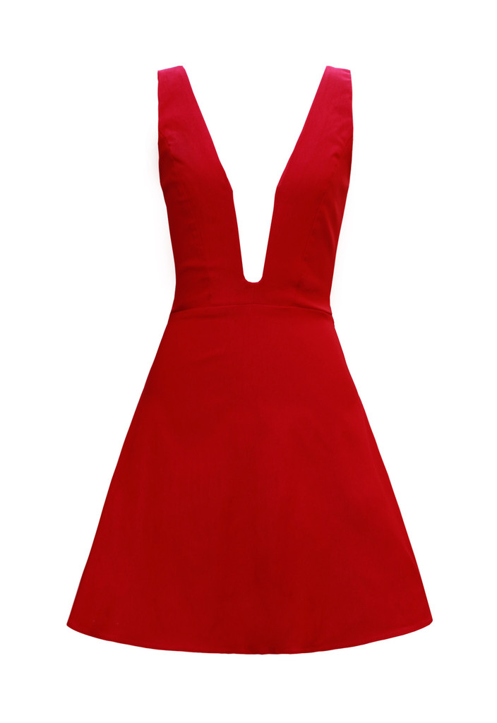 Cupid Dress — LAST NIGHT