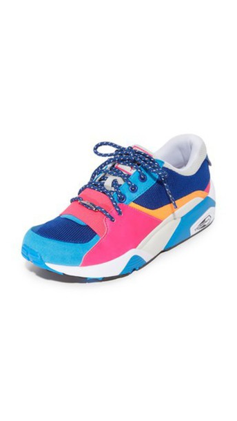puma sneakers pink shoes
