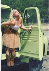 summer dress,dress,country,green truck,strapless dress,cowboy boots,skirt,clothes,country style,corset top,beautiful,kisses,prom dress,short dress,belt,cowgirl boots,shoes,cute country dress,tulle skirt,grad,country dress,graduation dress,white dress,thick brown belt,sunglasses