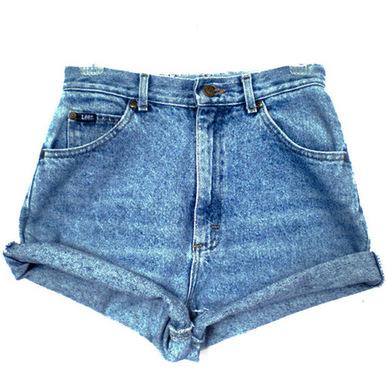 Original 420 Rolled Shorts - Arad Denim