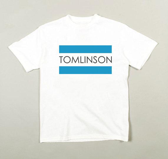 Louis tomlinson shirt. 1d shirt. one direction shirt. louis shirt.