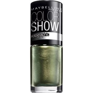 Maybelline Color Show Holographic Nail Lacquer, 0.23 fl oz: Makeup : Walmart.com