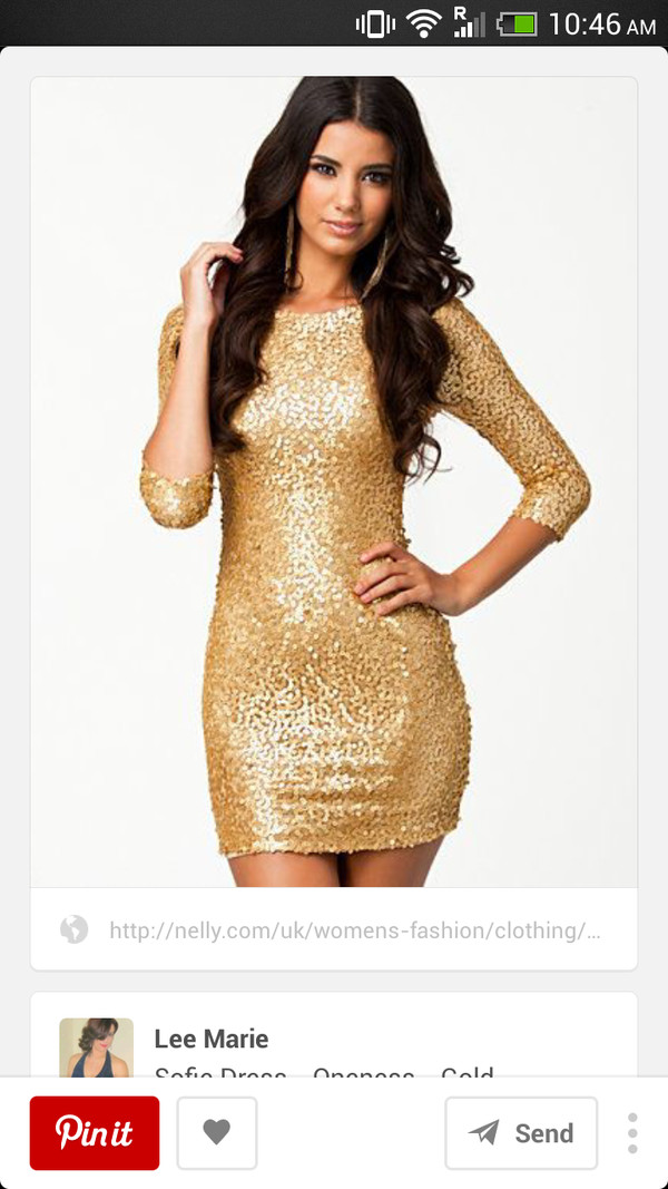 sequins sequin dress party dress