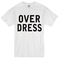 Over dress t-shirt - basic tees shop
