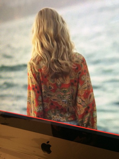 blouse from riptide video