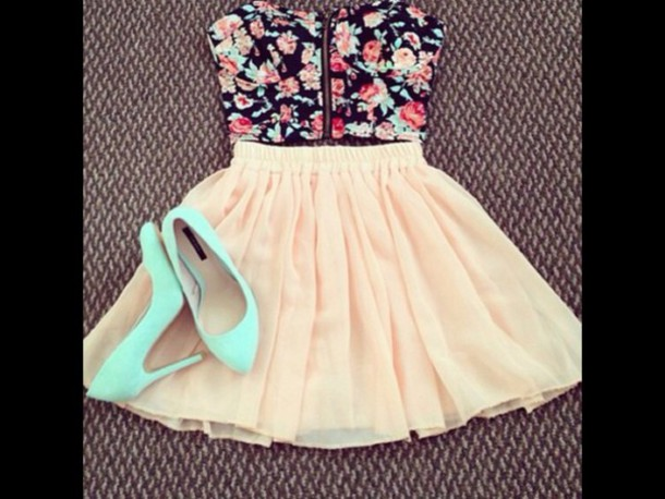 dress skirt top