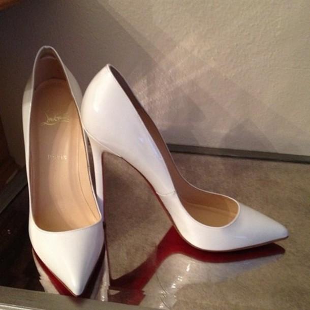 spiked christian louboutin loafers - rsm1vw-l-610x610-shoes-louboutin-dress-high heels-sexy dress-sneakers-pointy heels-pointed heels-white-white heels-black heels-shoetique-legging-jeans-bag- ...
