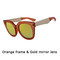 Respect style sunglasses - 5 colors