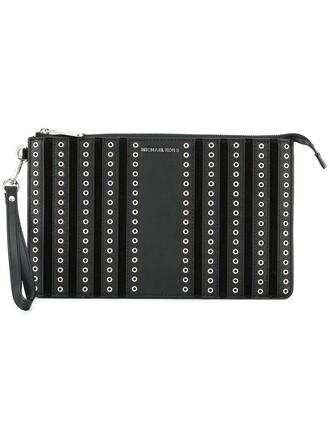 women brooklyn pouch black bag