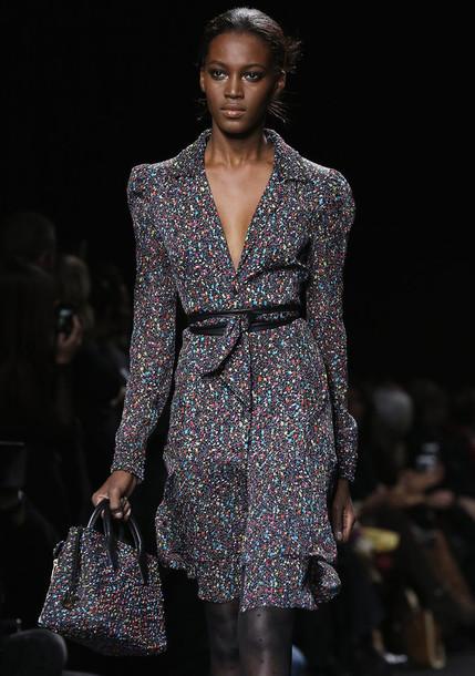 dress purse fashion week 2015 colorful