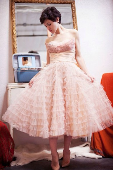 pinterest hipster sparkly luxury prom prom dress 60s 50s sixties fifties blog