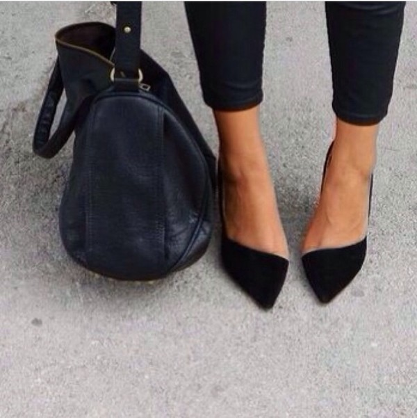 shoes black spring shoes spring pretty shoes perfect