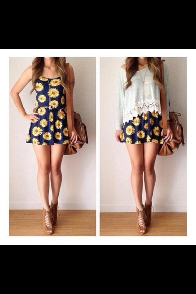 floral fashion flowers print floral dress dress blue dress navy dress flowers,navy blue,heels,cute hand bag