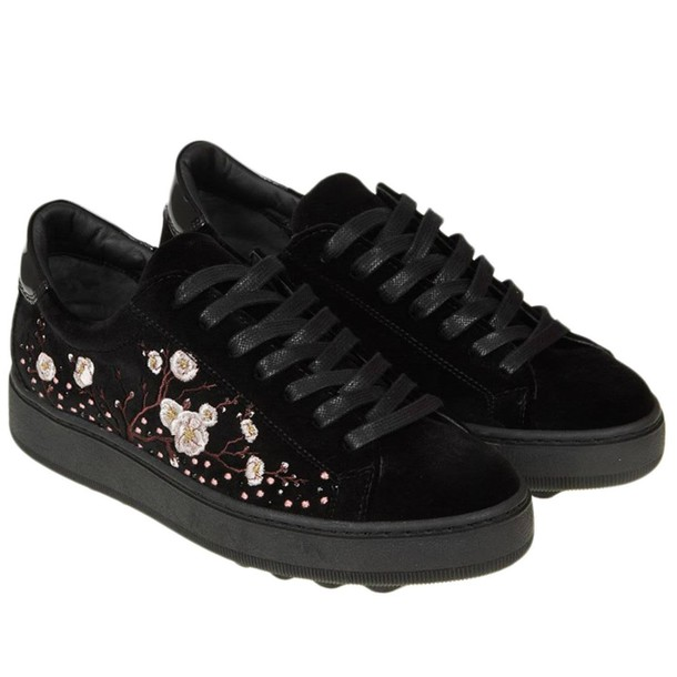 Philippe Model sneakers. women sneakers black shoes