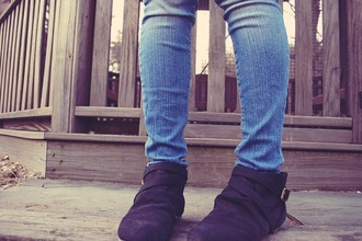 shoes cute gold black style boots booties shoes boots with buckles buckles fashion fall boots fall booties fall fashion jeans flats