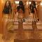 Aliexpress.com: sfbridal üzerinde güvenilir moda gece elbise tedarikçilerden 2014 lübnan iki adet yuvarlak boyun kırpma üst glitter siyah altın pul mermaid ince balo elbise seksi moda uzun maksi uzun satın alın