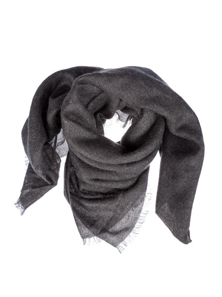 BRUNELLO CUCINELLI scarf black
