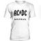 Acdc back in black t-shirt - teenamycs