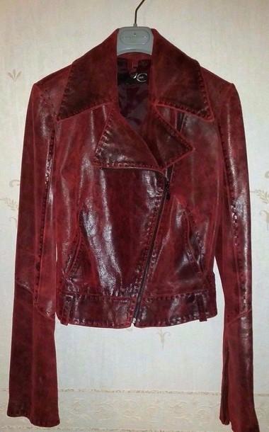 jacket just cavalli roberto cavalli leather jacket