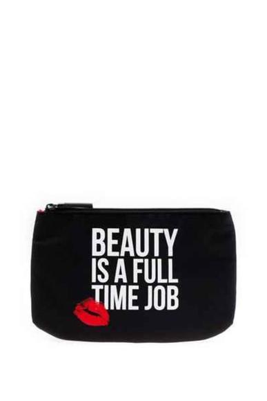 bag clutch beauty neceser message