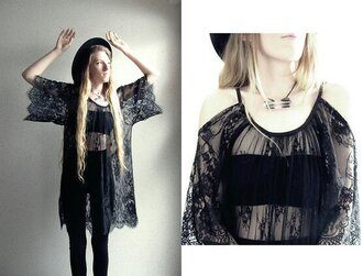 blouse oversized blouse dress see through blouse see through lace top