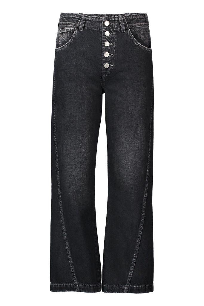 Dock Pant Vintage Black