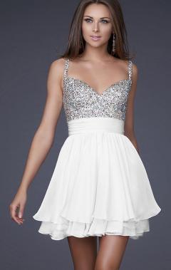 Semi Formal Cocktail Dress - Ocodea.com
