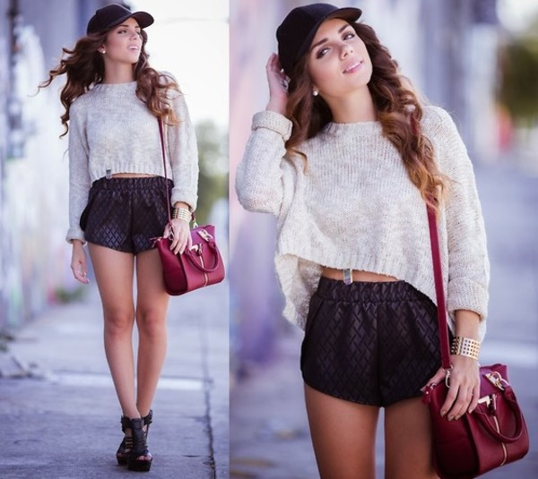 shorts clothes shirt