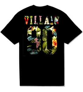 Class villain — ninety floral patch ( more colors)
