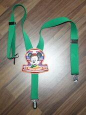 belt,mickey mouse,mickey mouse suspenders,green suspenders,green mickey mouse,disney,hosentraeger,cute,suspenders,jewels,hipster,hot,weird,amazing,love,unisex,green,minny mouse,mouse,vintage,suspend,hosenträger,hammer,geil