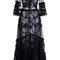 Black mast midi dress | moda operandi