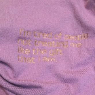 shirt pink yellow grunge soft grunge tumblr shirt pastel pastel goth goth quote on it