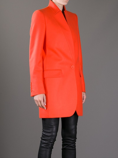 Stella Mccartney 'bryce' Coat  - Anita Hass - Farfetch.com