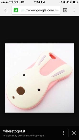 phone cover bunny kawaii