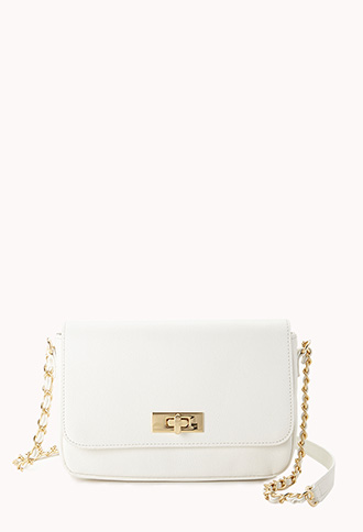 Everyday Chain-Woven Crossbody | FOREVER21 - 1000091169