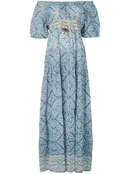dress maxi dress maxi women cotton silk green