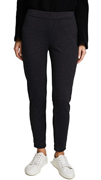 Three Dots sweatpants black pants